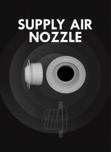 Supply-Air-Nozzle