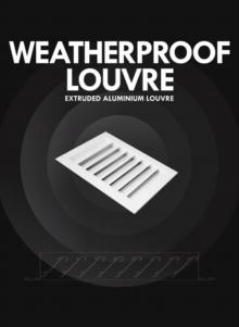 Weatherproof-Lourve